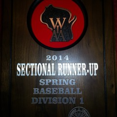 2014 Sectional Runner-Up